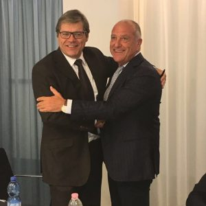 Thierry Chapusot en Mario Mariani